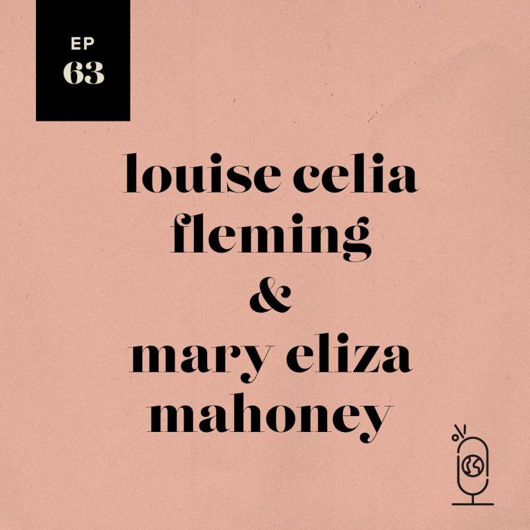 Louise Celia Fleming & Mary Eliza Mahoney
